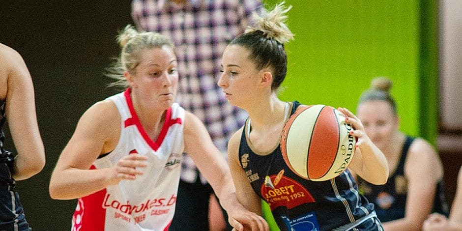 Basket-ball (Coupe de Belgique): Les Ladies remportent le derby carolo sans briller