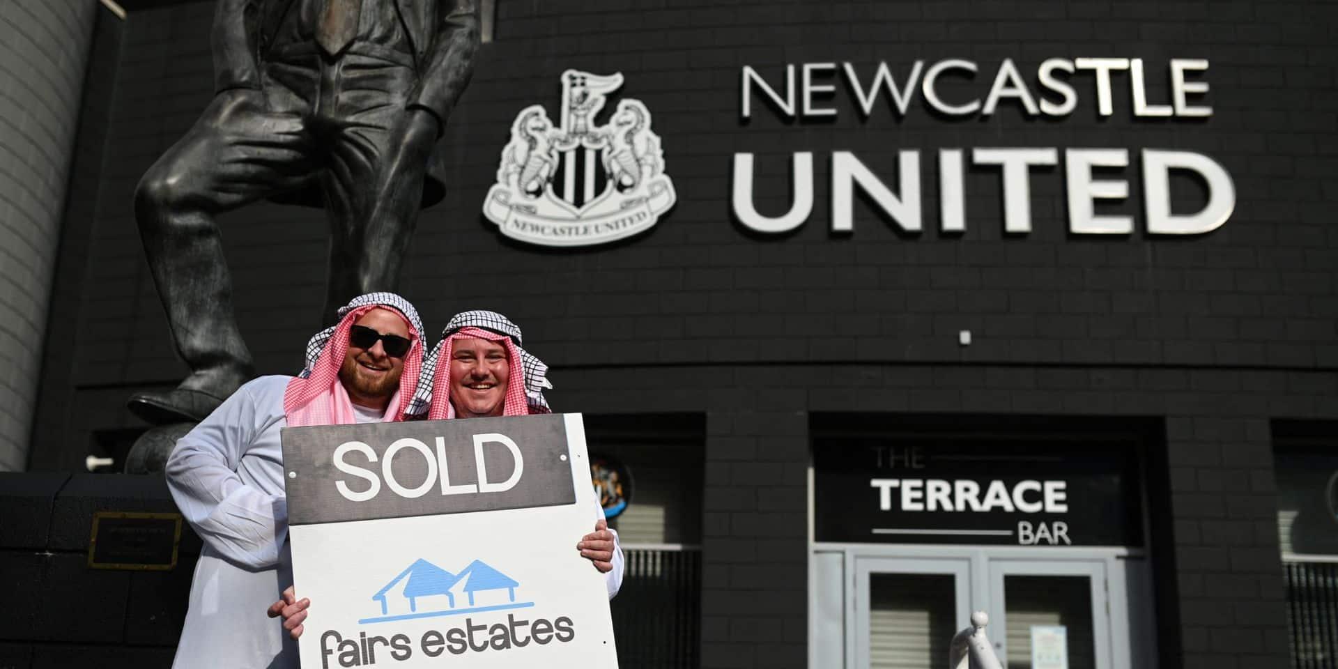 Recrutement, club le plus riche au monde, concurrence du PSG et City: Newcastle entre dans une nouvelle ère avec les Saoudiens