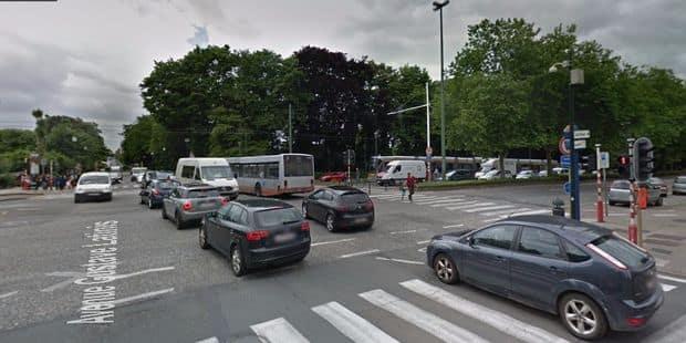 Schaerbeek : nouvel accident boulevard Lambermont - La DH