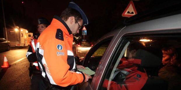 Colfontaine : coopération difficile entre policiers et contrevenants