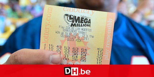 Le jackpot de 1,6 milliard de dollars remporté — États-Unis