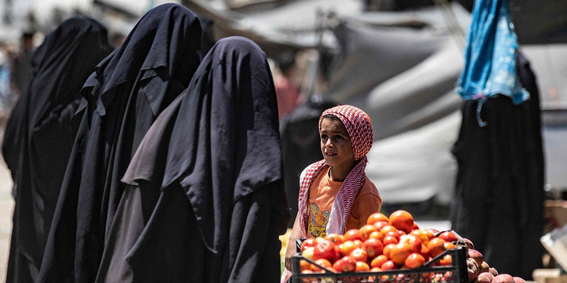 Six mères et leurs dix enfants rapatriés de Syrie
