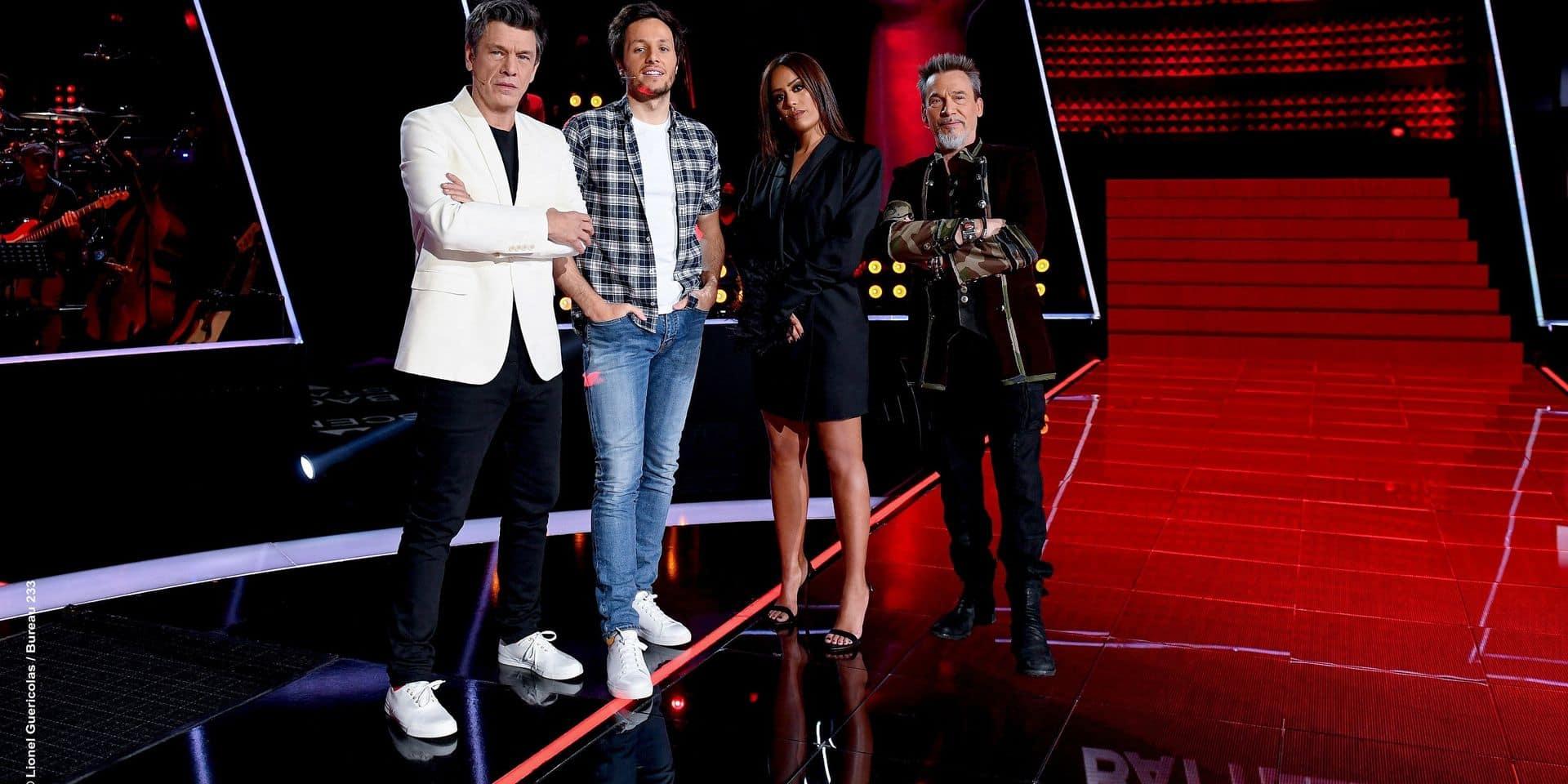 """""""The Voice, la plus belle voix"""": Un clip explosif pour la demi-finale"""