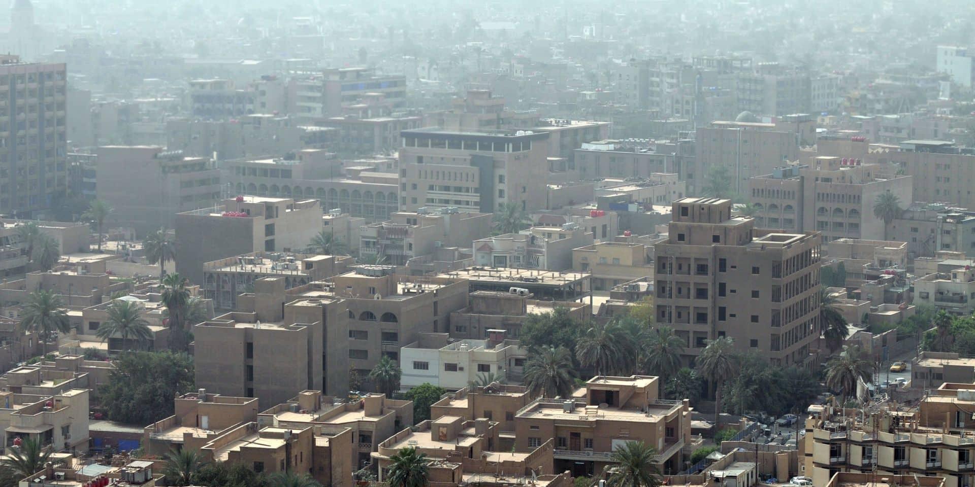 32 morts et 110 blessés dans un double attentat suicide à Bagdad