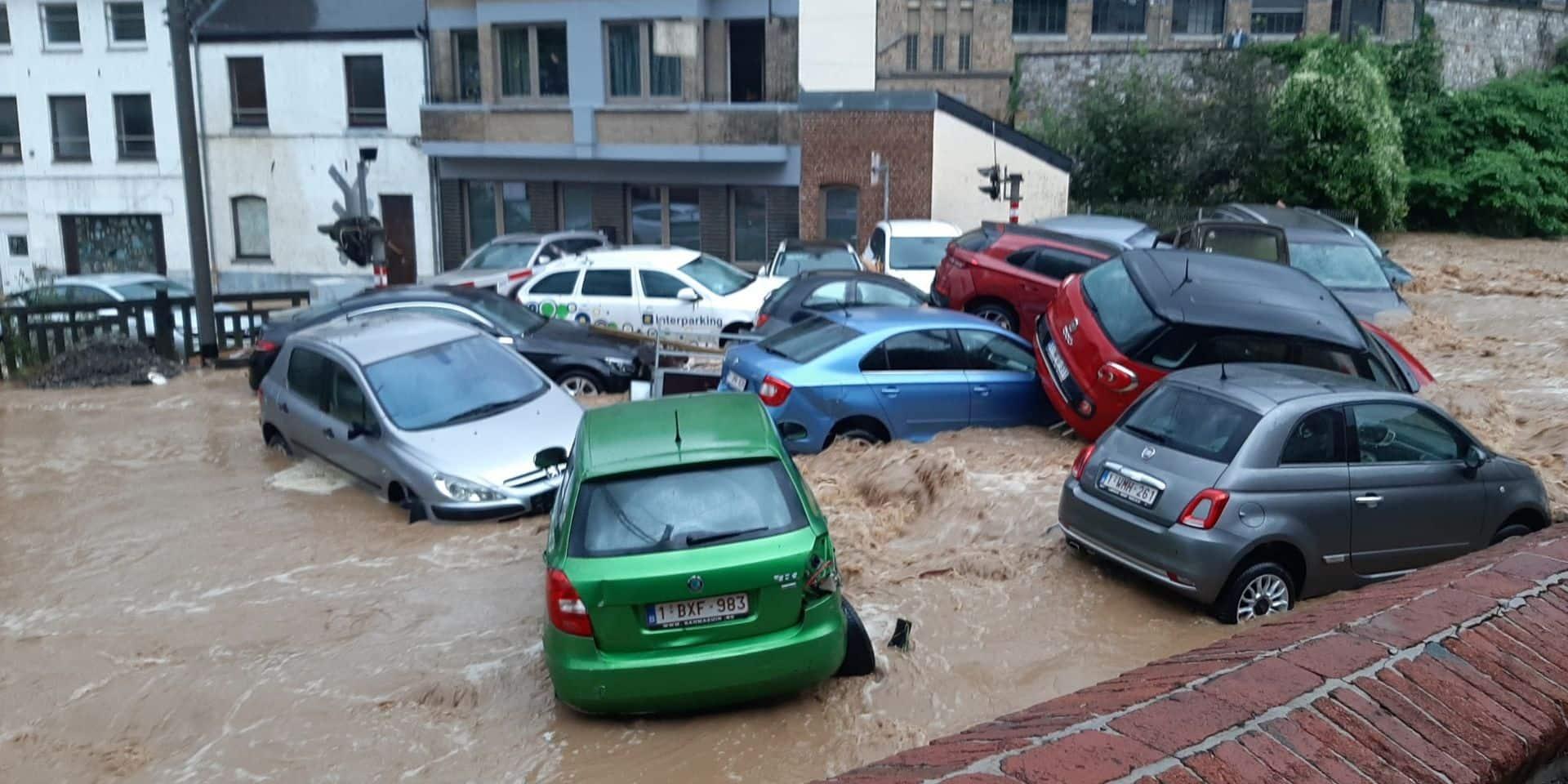 Mieux coordonner les actions contre les inondations en Wallonie Picarde