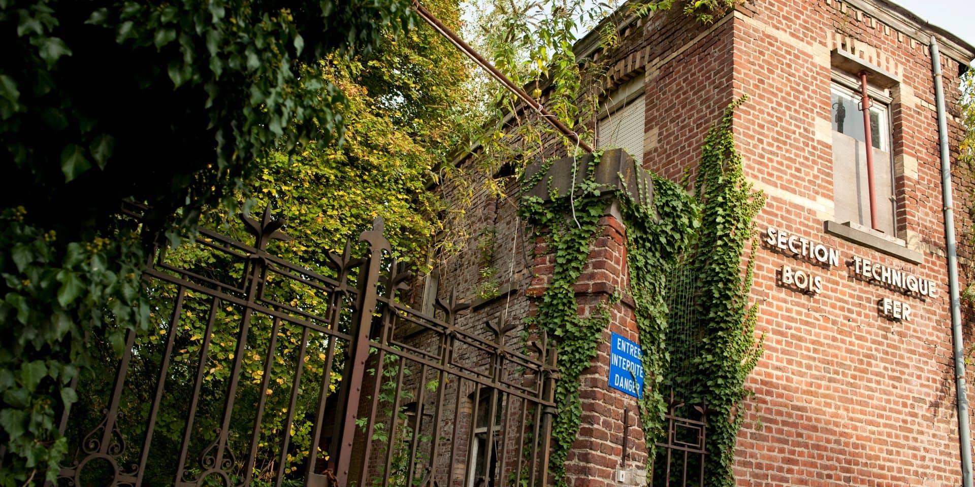 Le collège donne son feu vert pour les 54 appartements à l'ancien athénée de Jemappes
