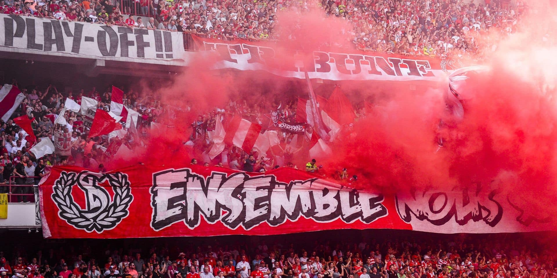 Accord de principe entre la ville de Liège et le club: le Standard pourra accueillir 10.000 supporters