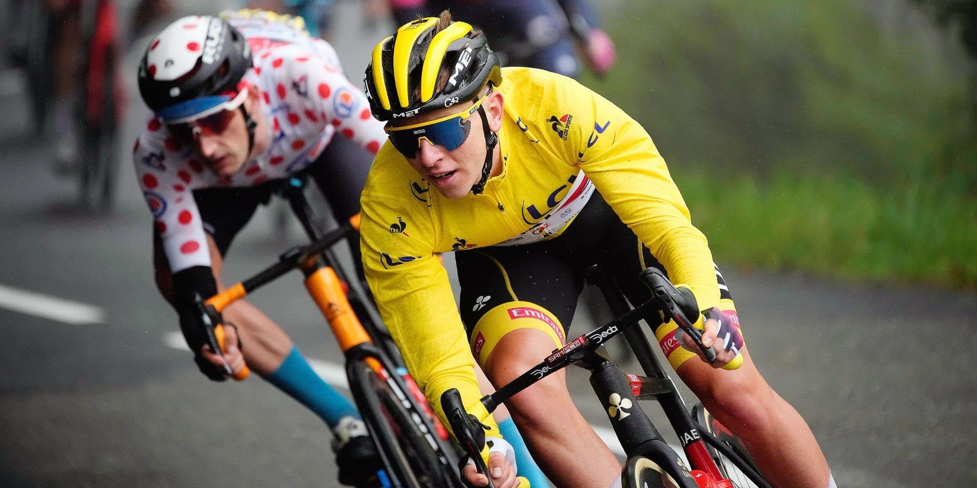 """Tadej Pogacar s'attend à une étape difficile dans les Pyrénées: """"Ce sera le jour le plus dur du Tour"""""""