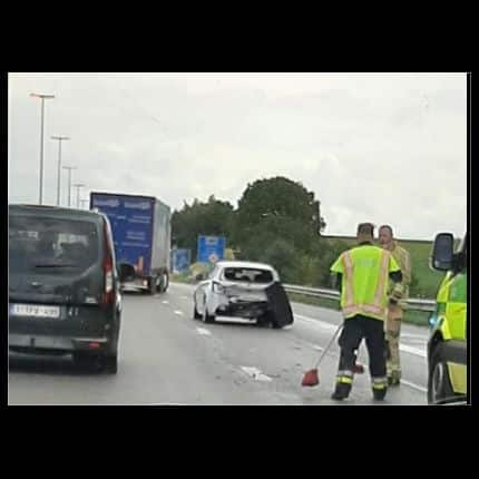 Sprimont : plusieurs blessés dans un accident sur la E25
