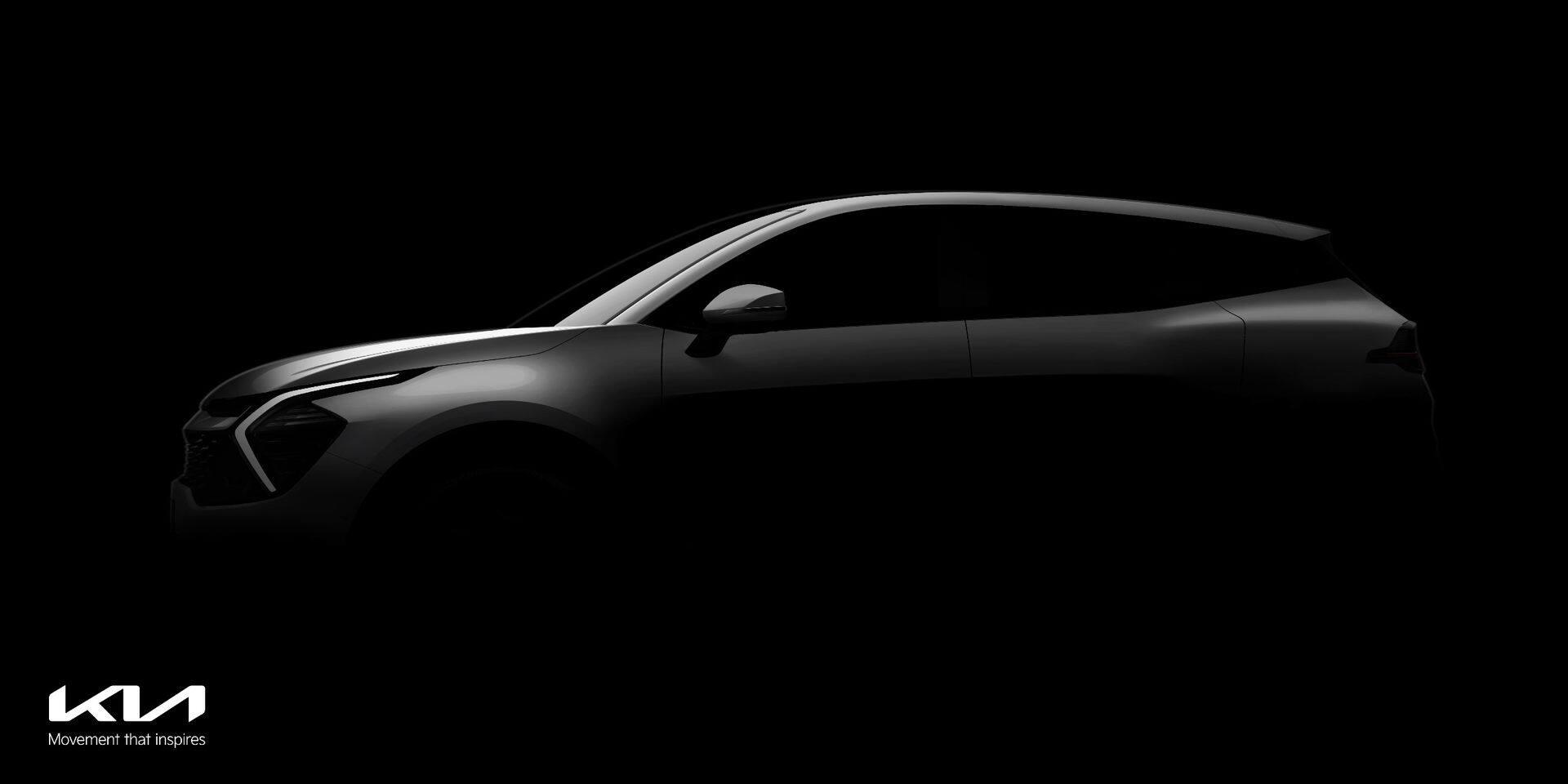 Le nouveau Kia Sportage s'annonce (déjà !)