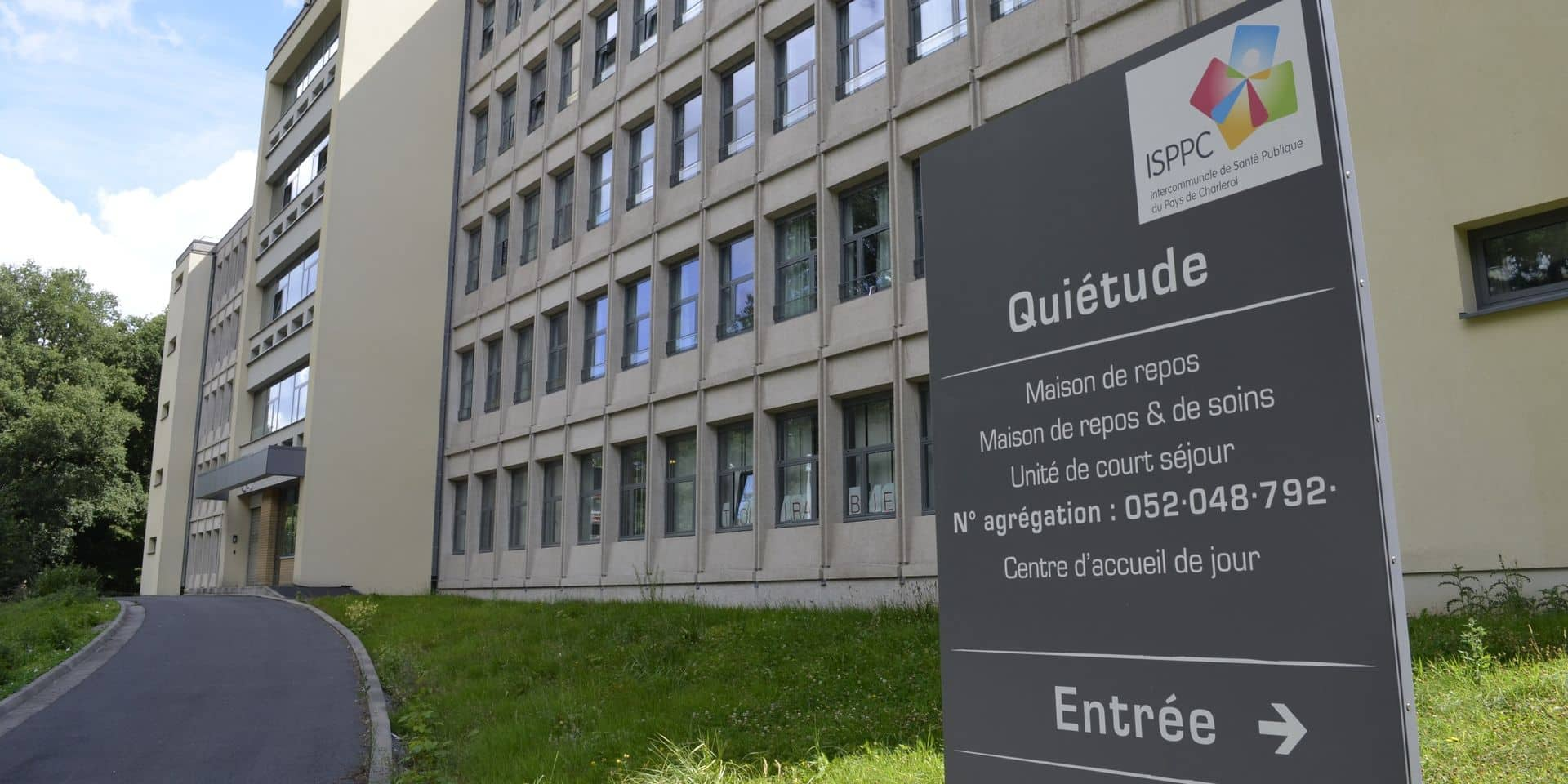 Montigny-le-Tilleul : 14 cas détectés dans une maison de repos