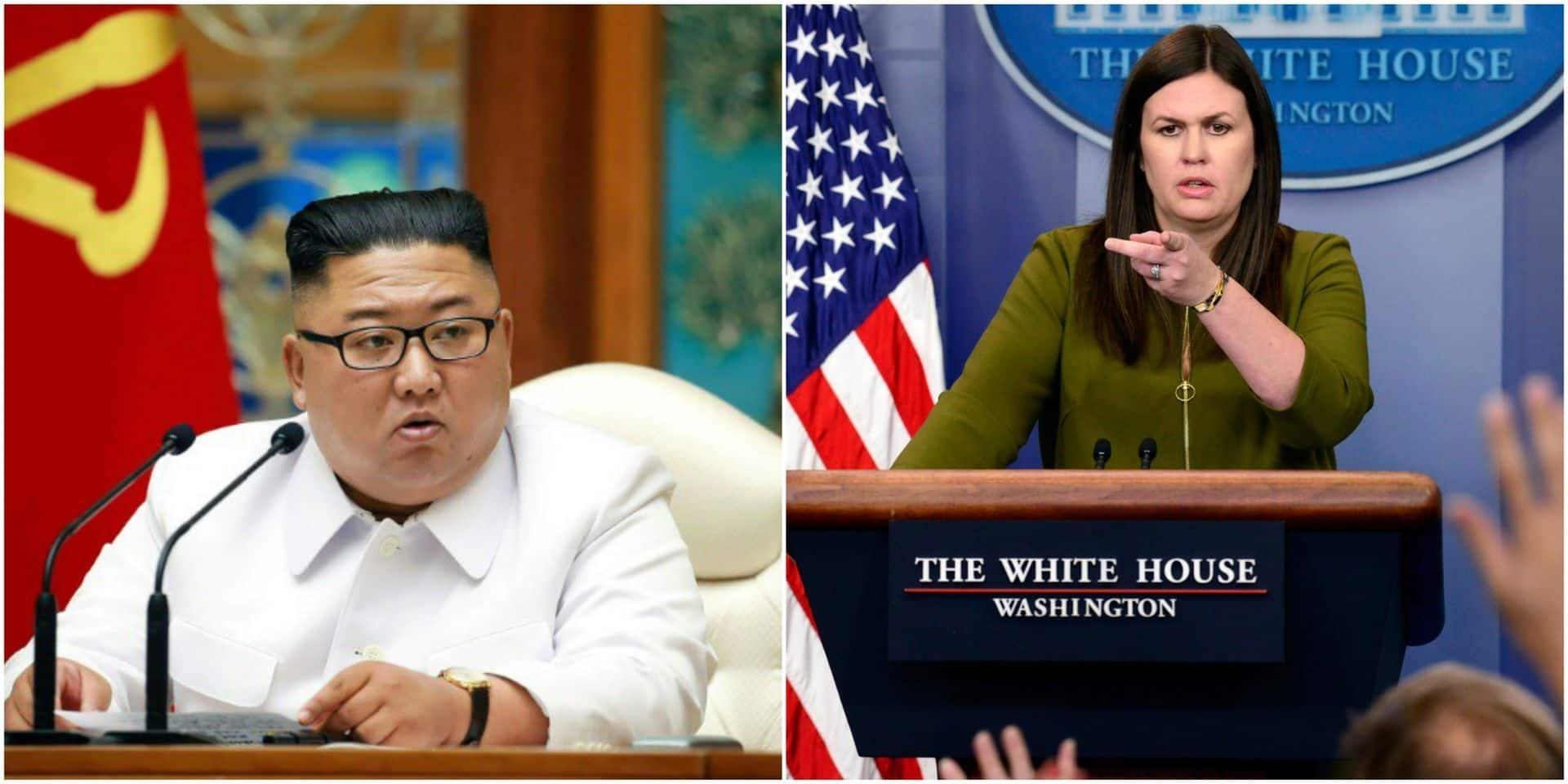 Quand Trump suggérait à son ancienne porte-parole de coucher avec Kim Jong Un
