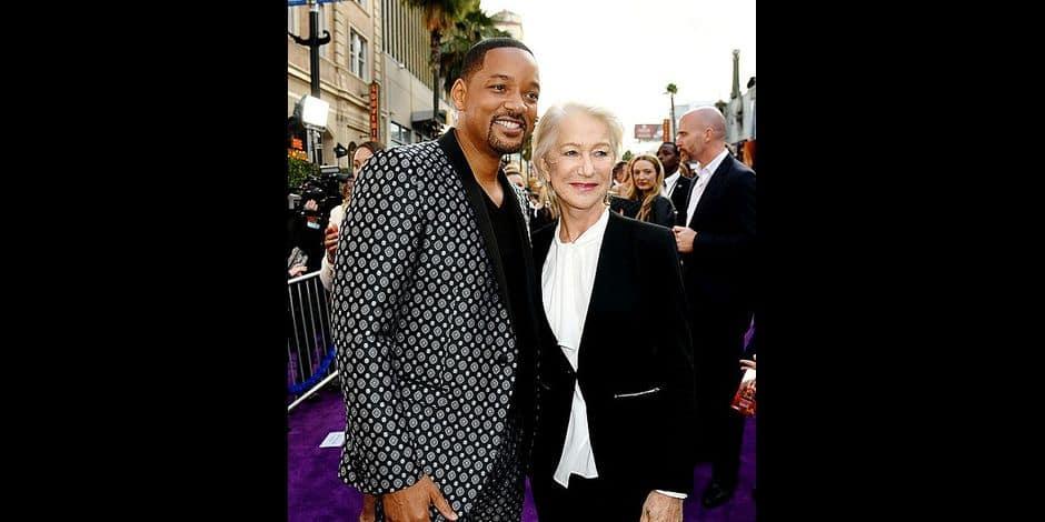 Quand Helen Mirren et Will Smith lisent pour les sans-abri