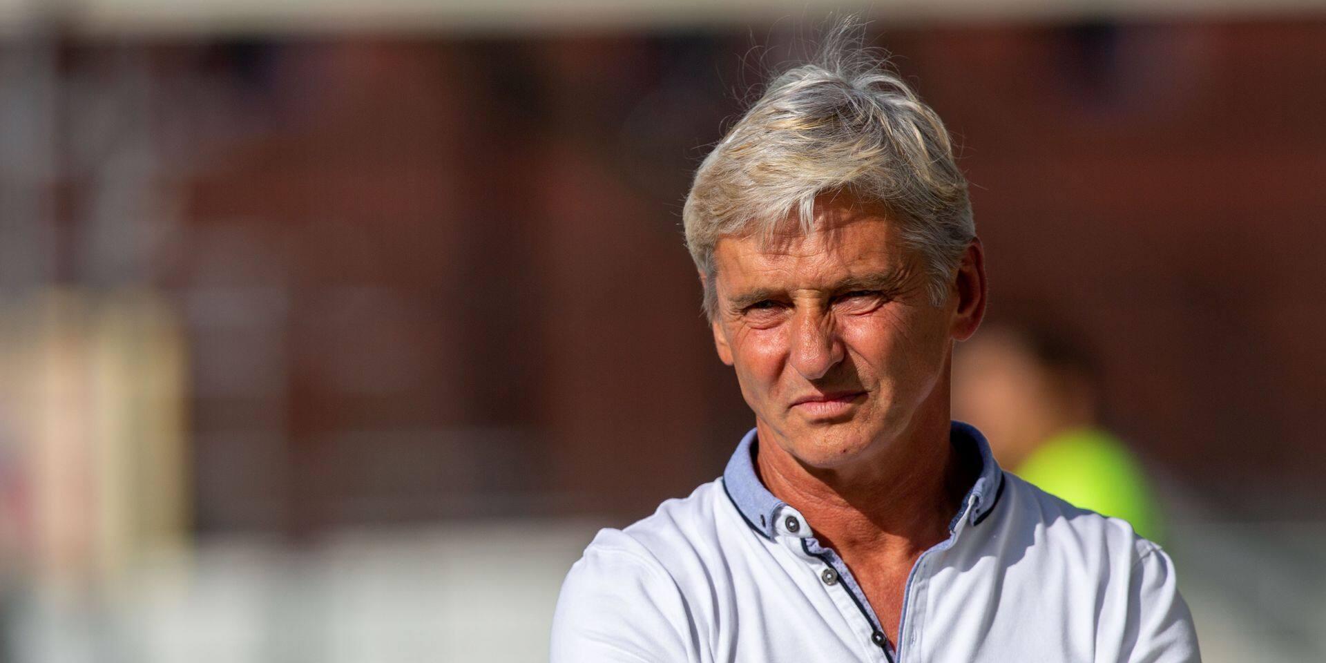 """José Riga revient sur son parcours depuis deux ans chez les Oies : """"Visé suit son chemin"""""""
