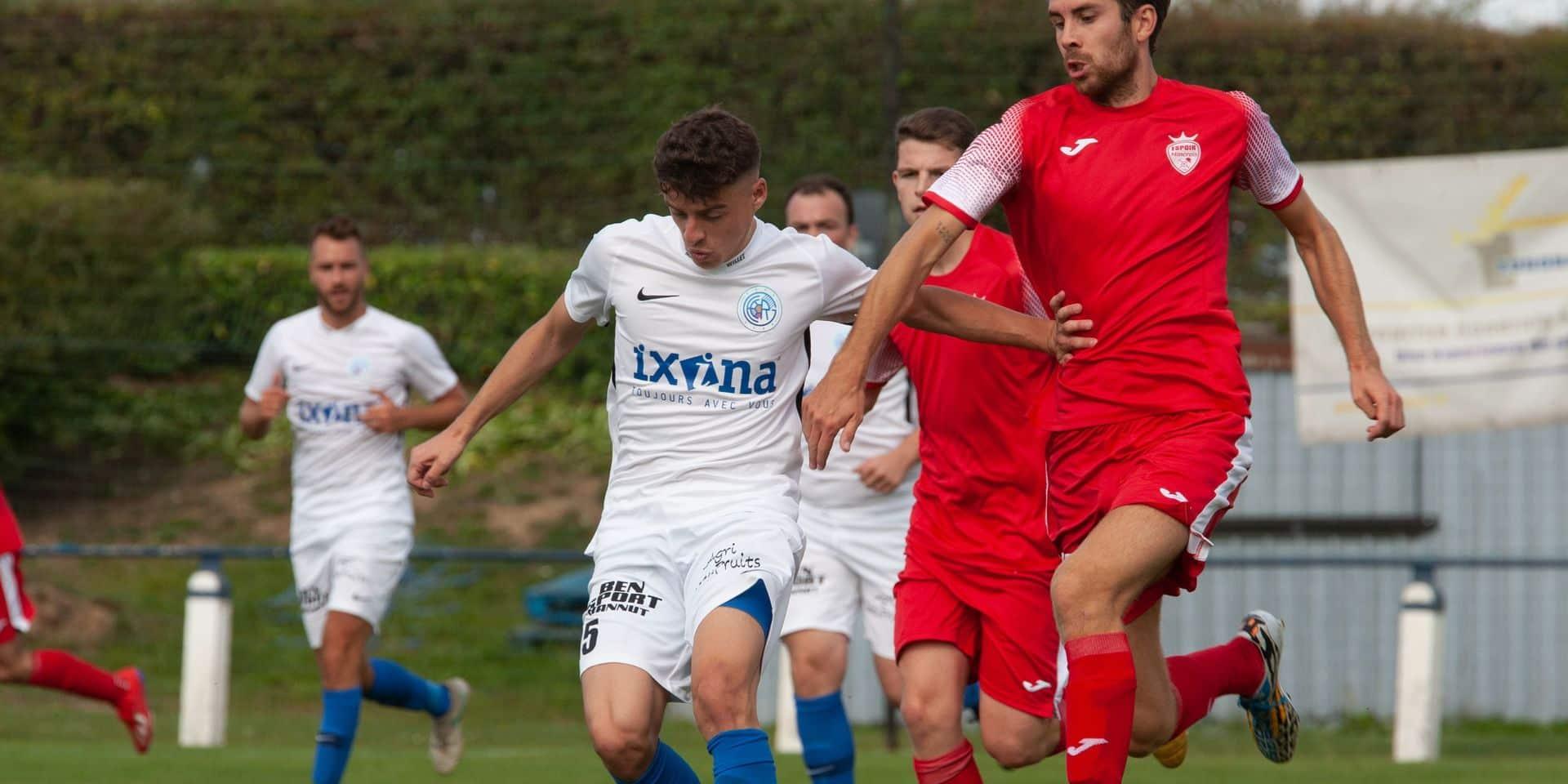 Football: les séries provinciales liégeoises sont connues. Il y en aura une de plus