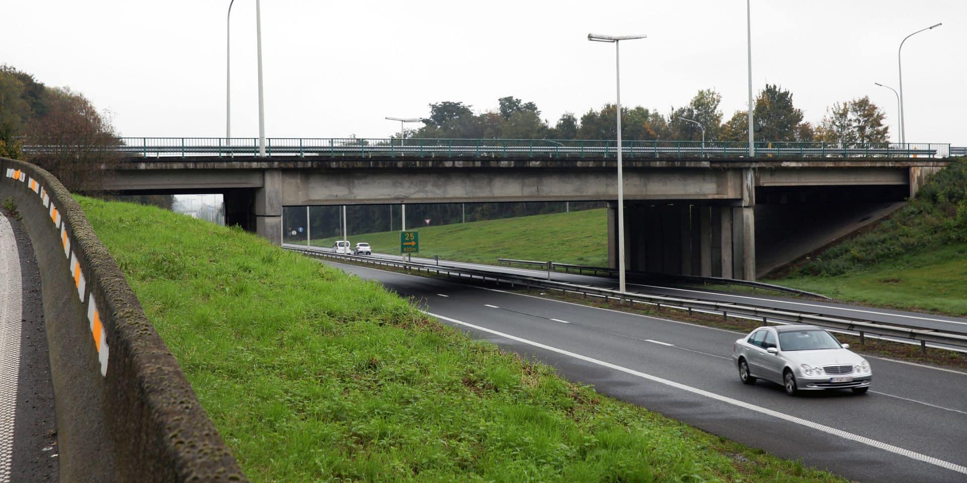 Enghien: la sécurisation de l'échangeur n°25 sur l'A8 débute ce 5 octobre