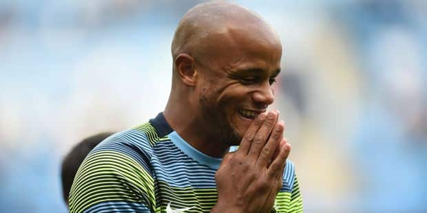 Les Belges à l'étranger: City et Kompany évitent le piège Oxford, Fellaini marque mais United est éliminé, Nainggolan ba...