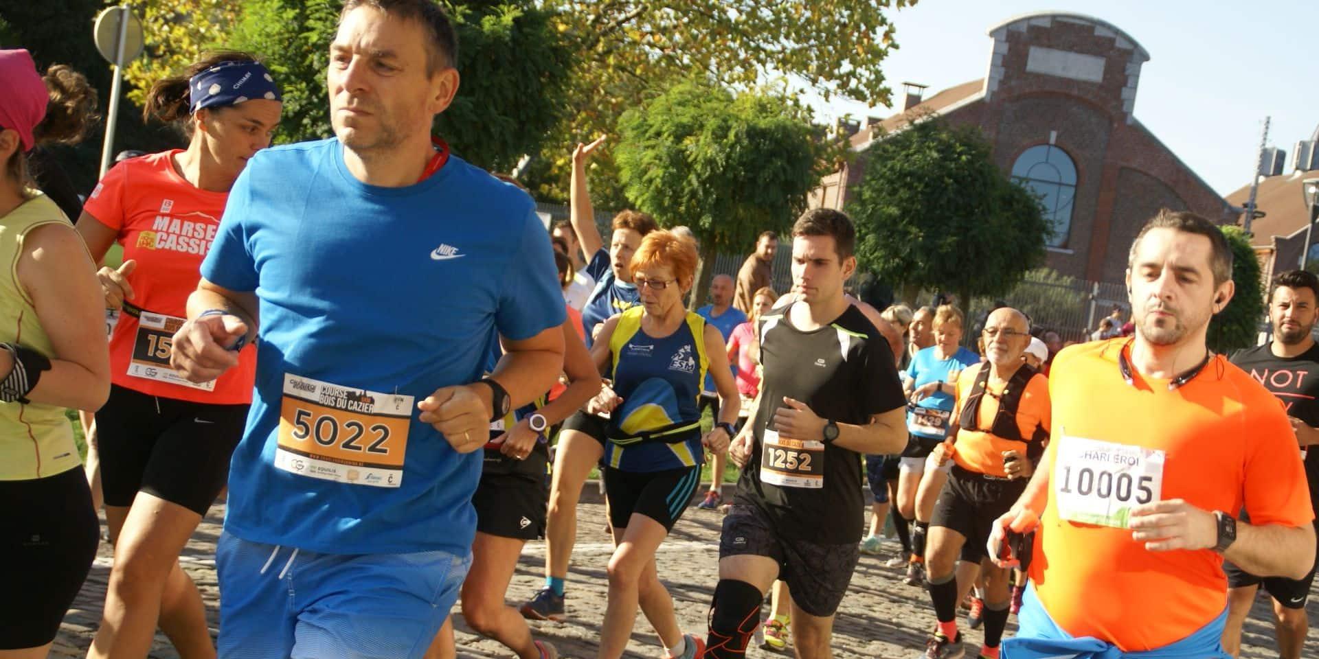 Bois du Cazier: les runners sur les traces des mineurs ce dimanche