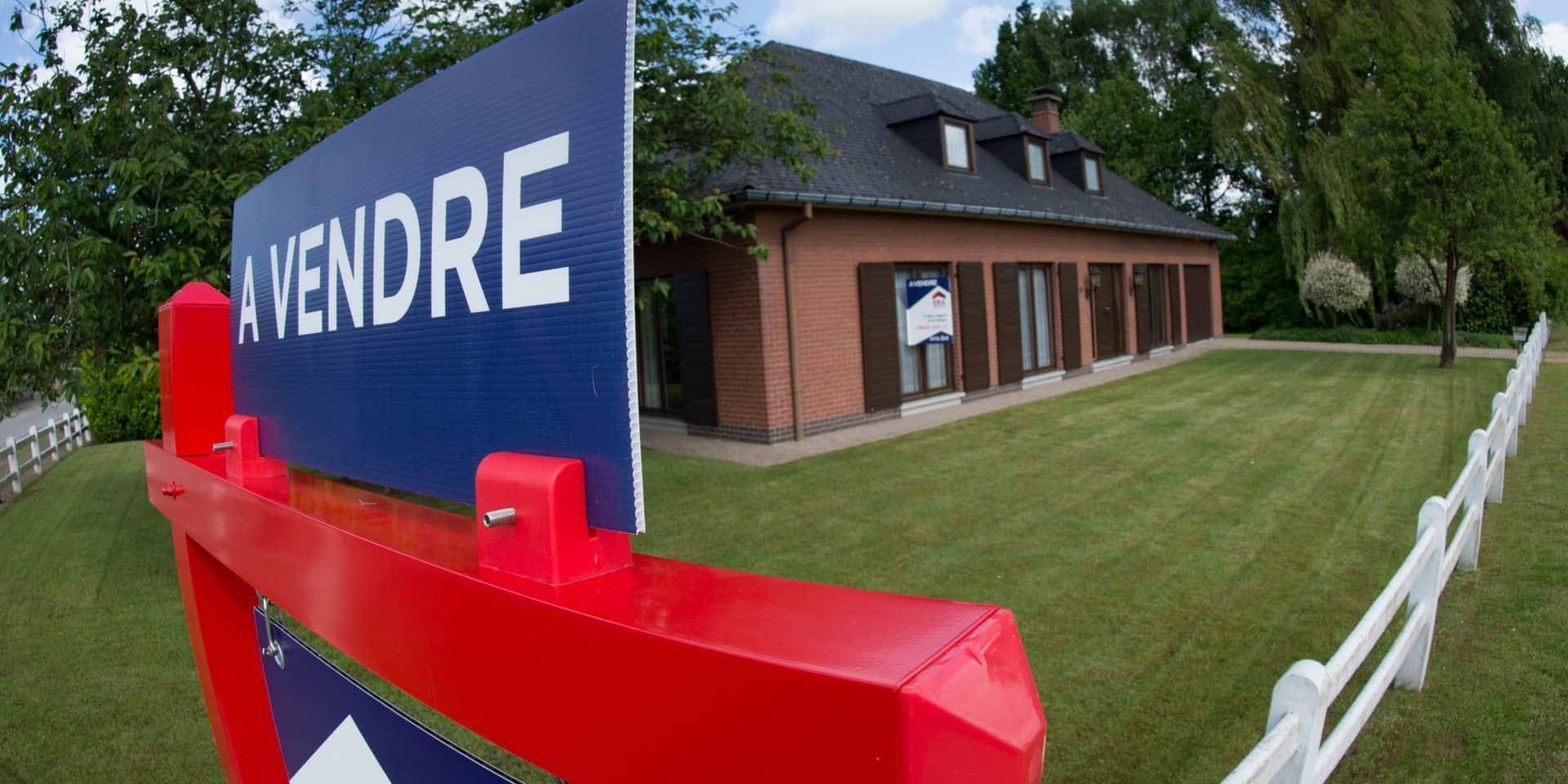 Hainaut: Les prix de l'immobilier sont parmi les plus bas