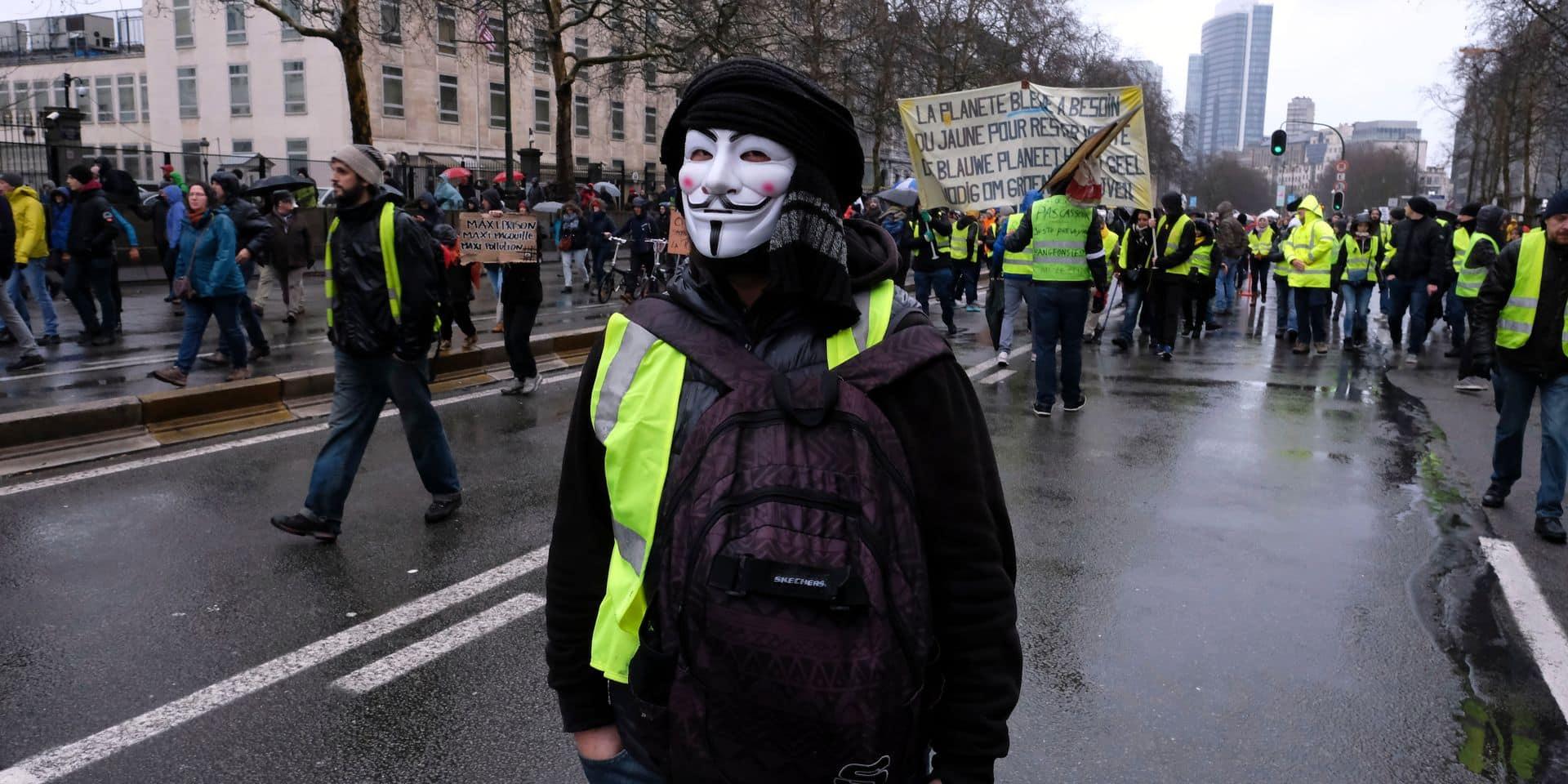 Marche pour le climat - La police appelle à envoyer des images permettant d'identifier les fauteurs de troubles
