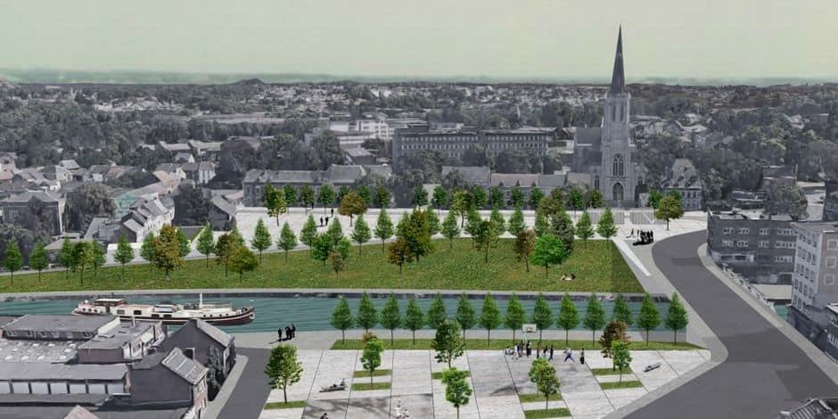 """Nature en ville: création d'un quartier pilote """"avec plantes et verger"""" à Dampremy"""