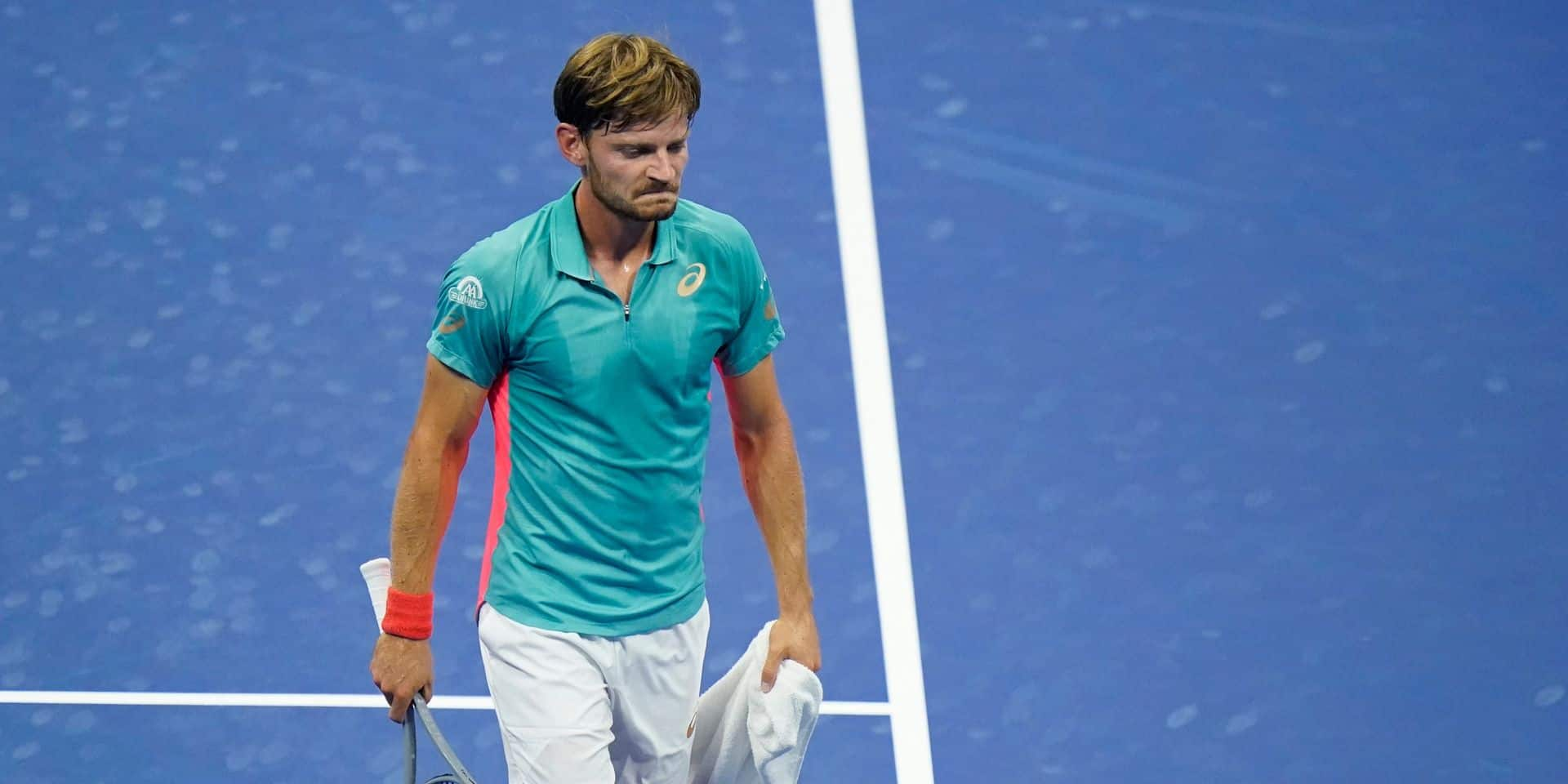 US Open: David Goffin éliminé par Denis Shapovalov
