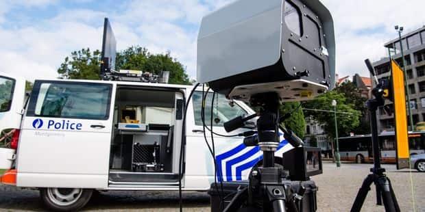 Sécurité routière: Un nouveau radar indétectable pour la zone de police Montgomery - La DH