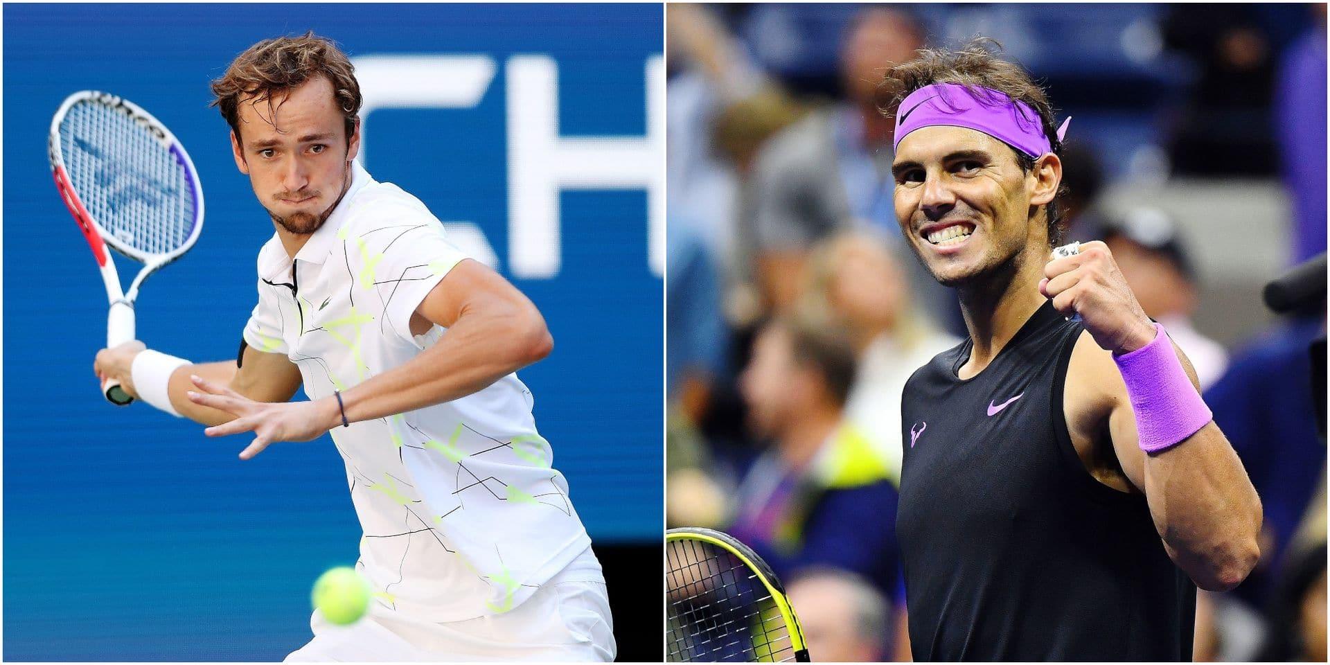 US Open: Medvedev égalise à deux sets partout ! (7-5, 6-3, 5-7, 6-4)