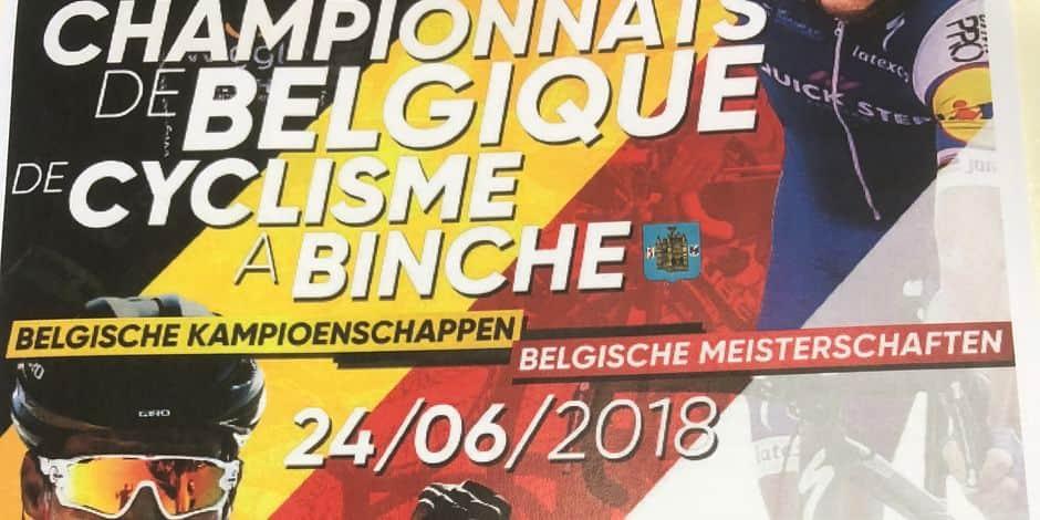 """""""Le Championnat de Belgique à Binche sera très usant"""" - La DH"""