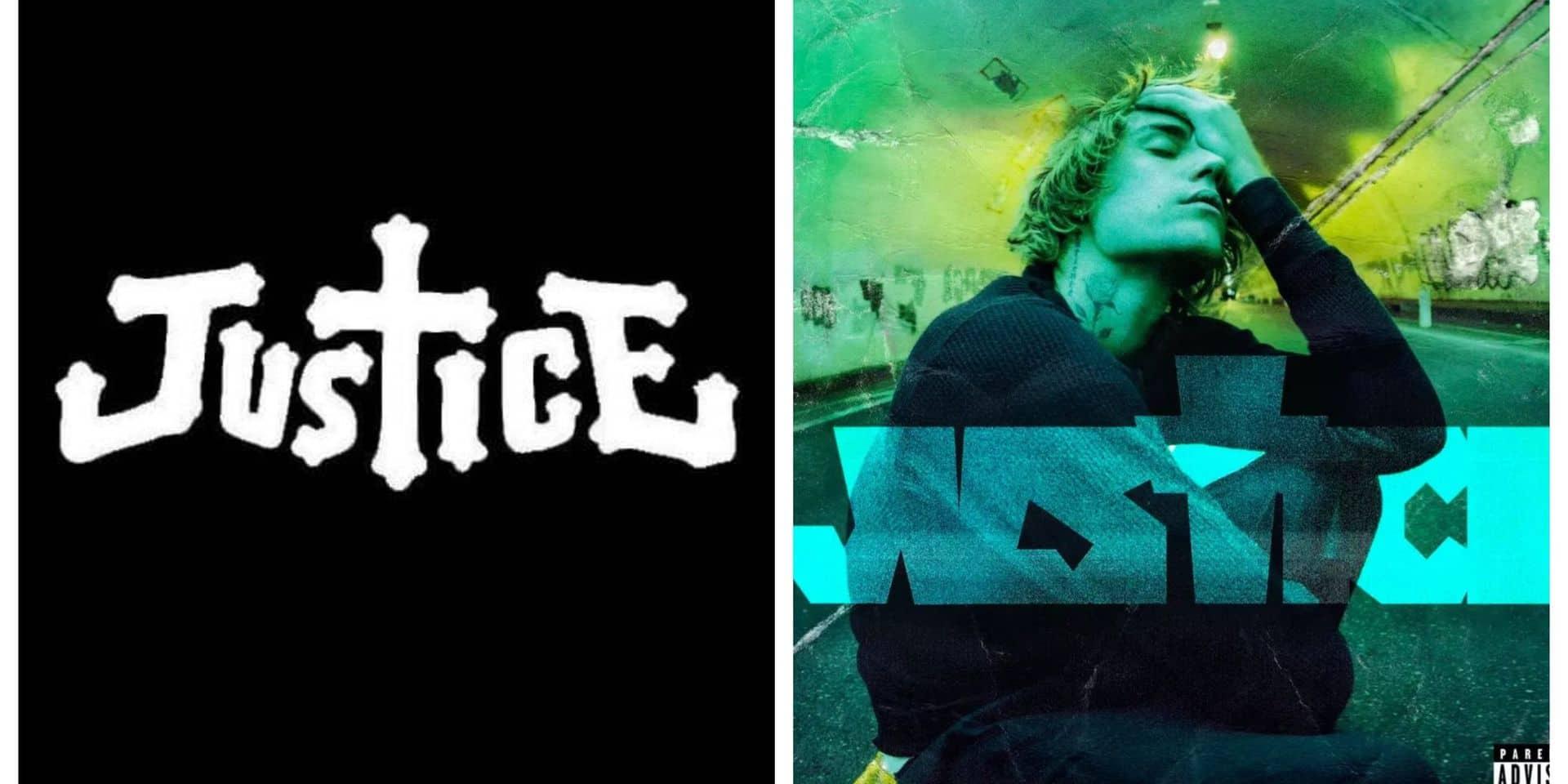 Avec son nouvel album, Justin Bieber risque d'avoir de sérieux problèmes avec (la) Justice