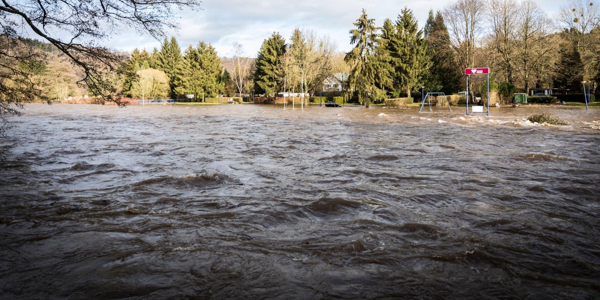 Une incivilité provoque des inondations à Tihange