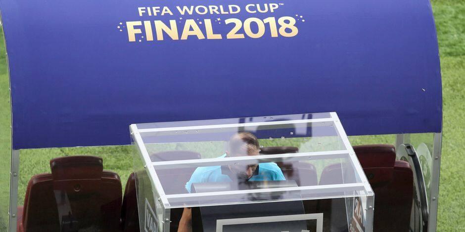 La Russie passe le témoin au Qatar — Coupe du Monde