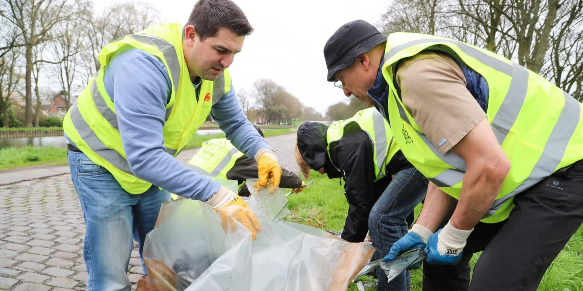 Les habitants du Centre se mobilisent pour le Grand nettoyage d'automne