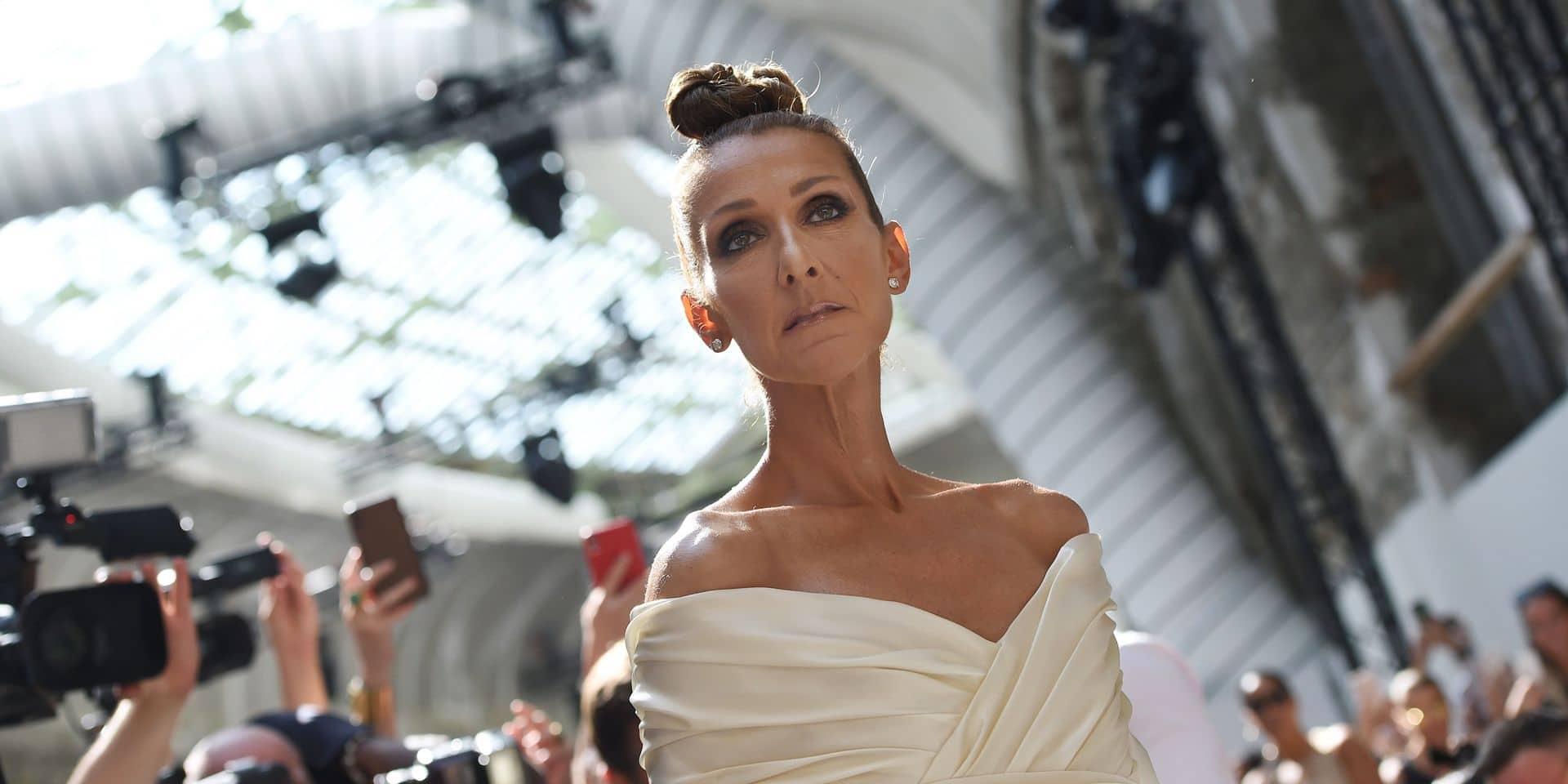 """Cette photo provoque l'inquiétude des fans de Céline Dion : """"Mangez un peu par pitié"""""""