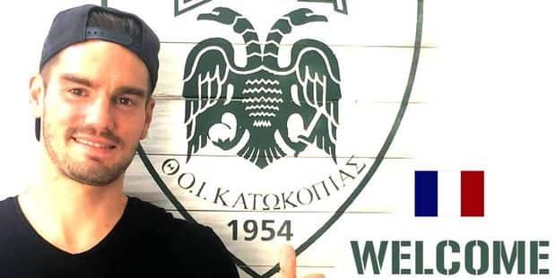 Dorian Dervite quitte Charleroi et rejoint Chypre