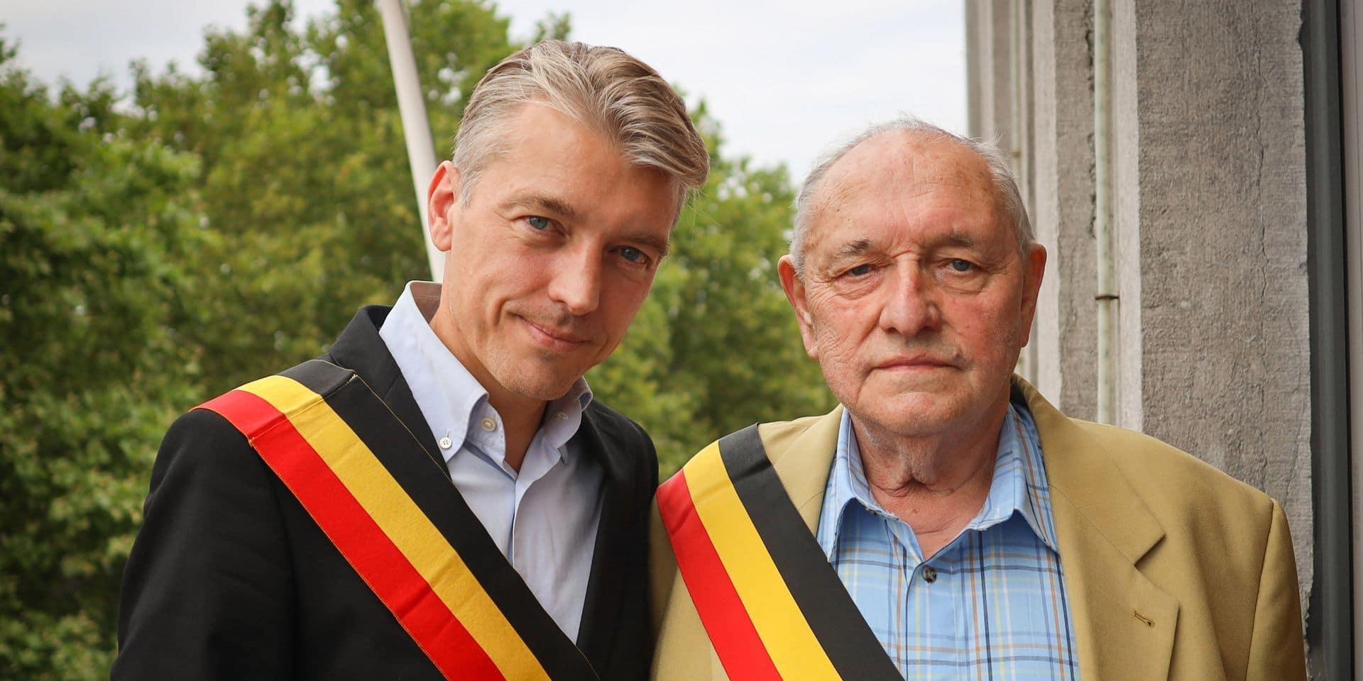 Hensies : 20 années de mayorat pour Eric Thiébaut