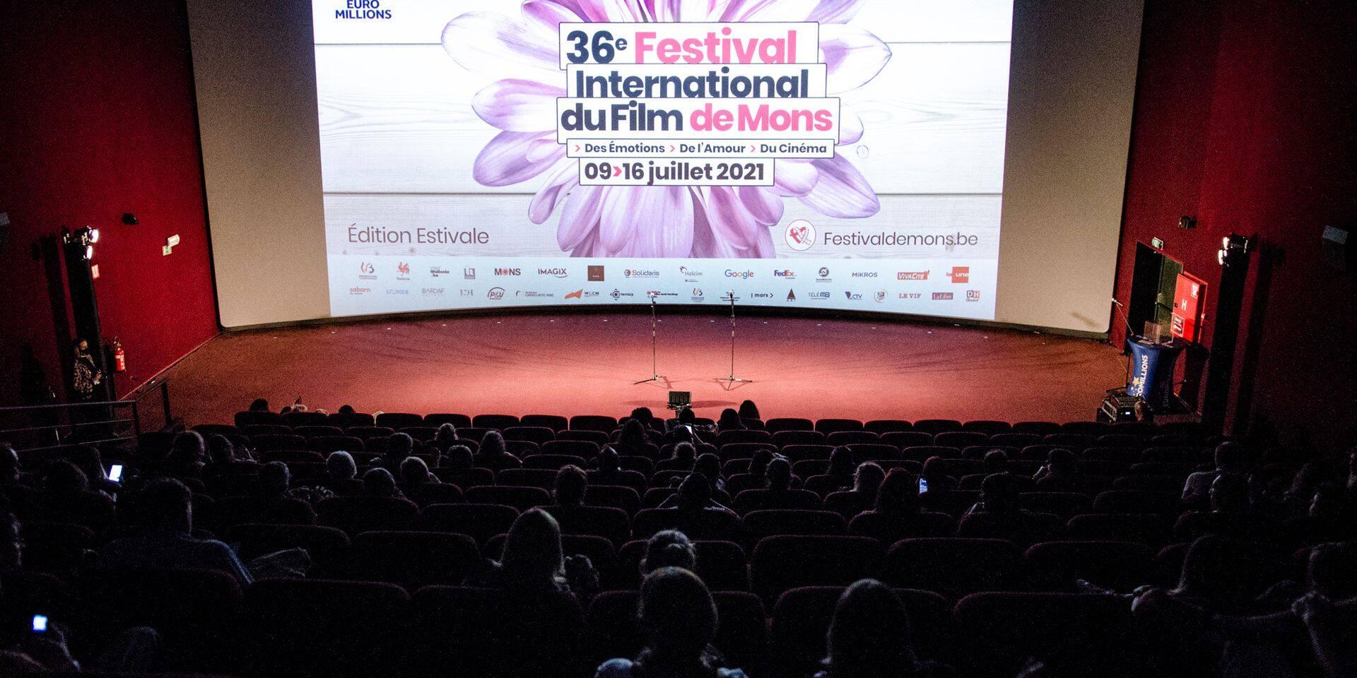 """Le Festival du film international de Mons se clôture sur un bilan très positif: """"Le contexte nous a permis d'améliorer encore notre organisation"""""""