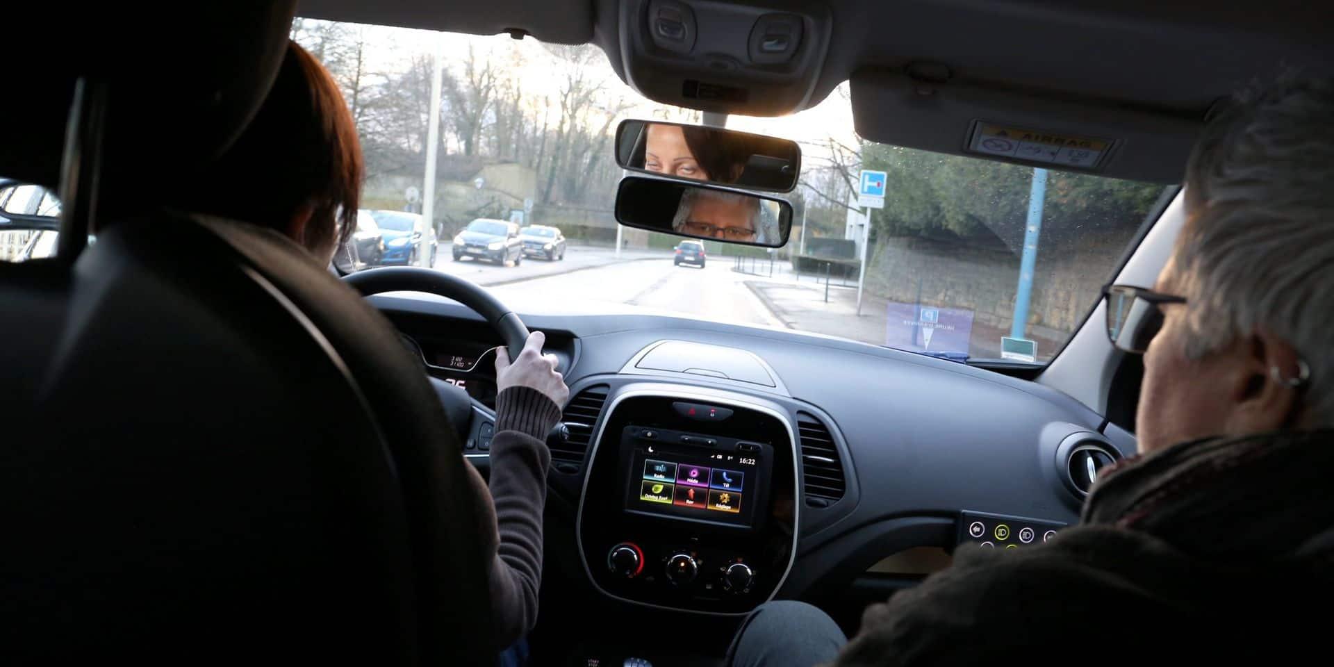Permis de conduire: le nombre d'examens pratiques a fortement baissé l'an dernier