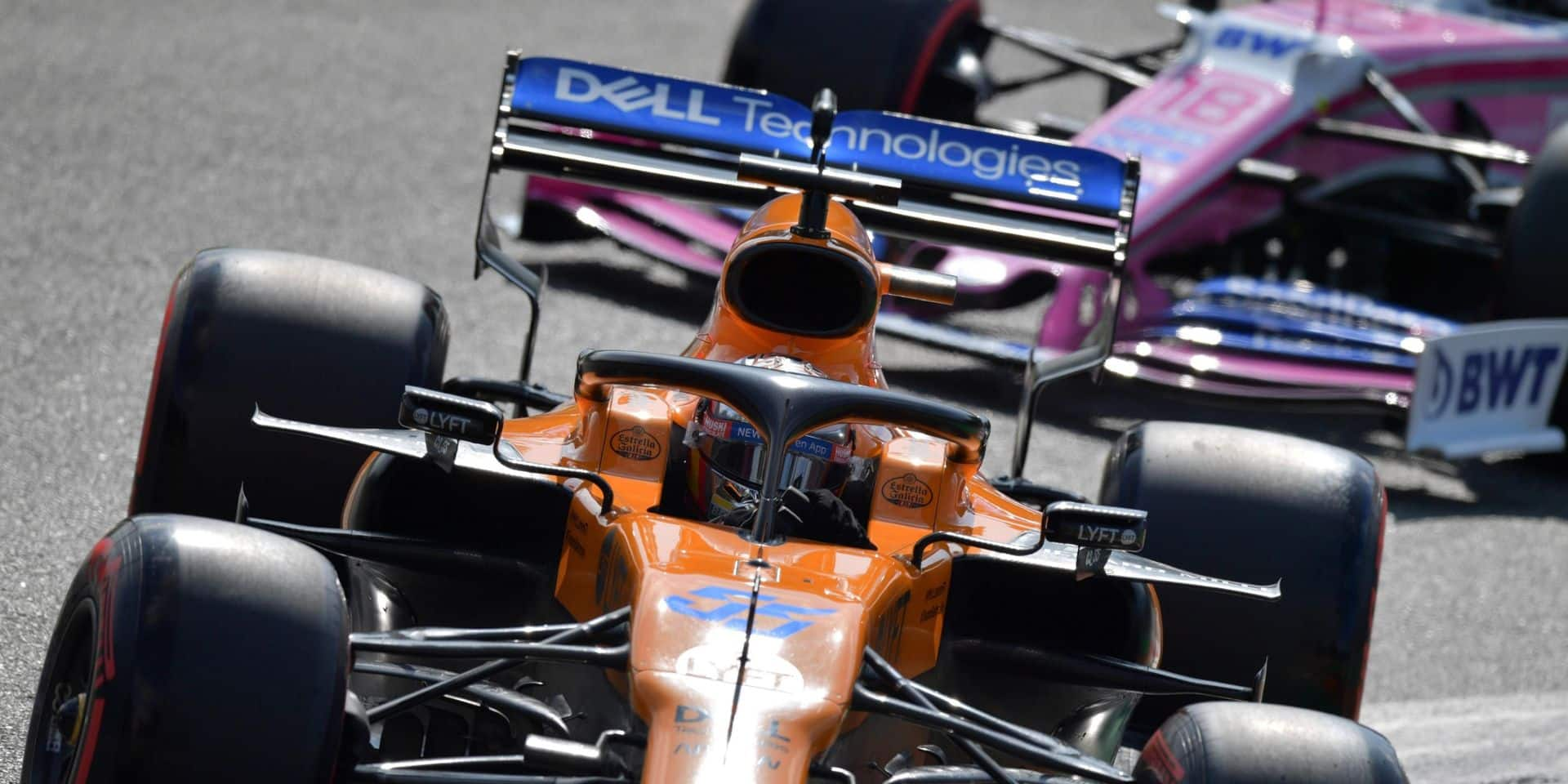 F1 - Des remontrances pour Carlos Sainz, Lance Stroll et Nico Hülkenberg