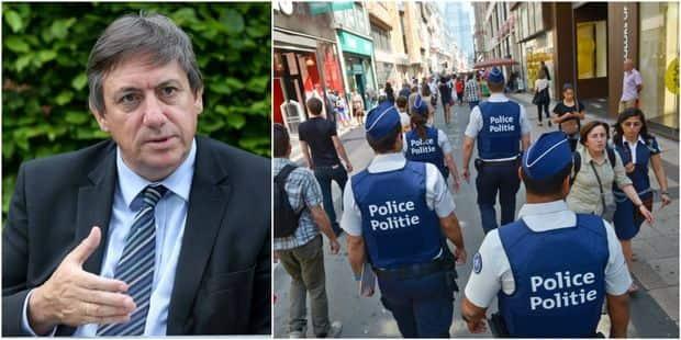 Les policiers belges font quotidiennement du profilage ethnique, Jan Jambon réagit - La DH
