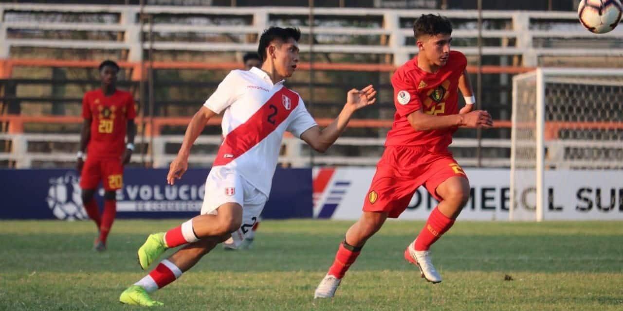 Anas Hammas fête sa première sélection nationale U15 par trois titularisations… à la Copa America