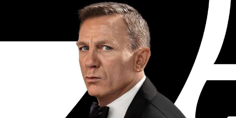 Voici la nouvelle affiche du prochain James Bond, Mourir peut attendre