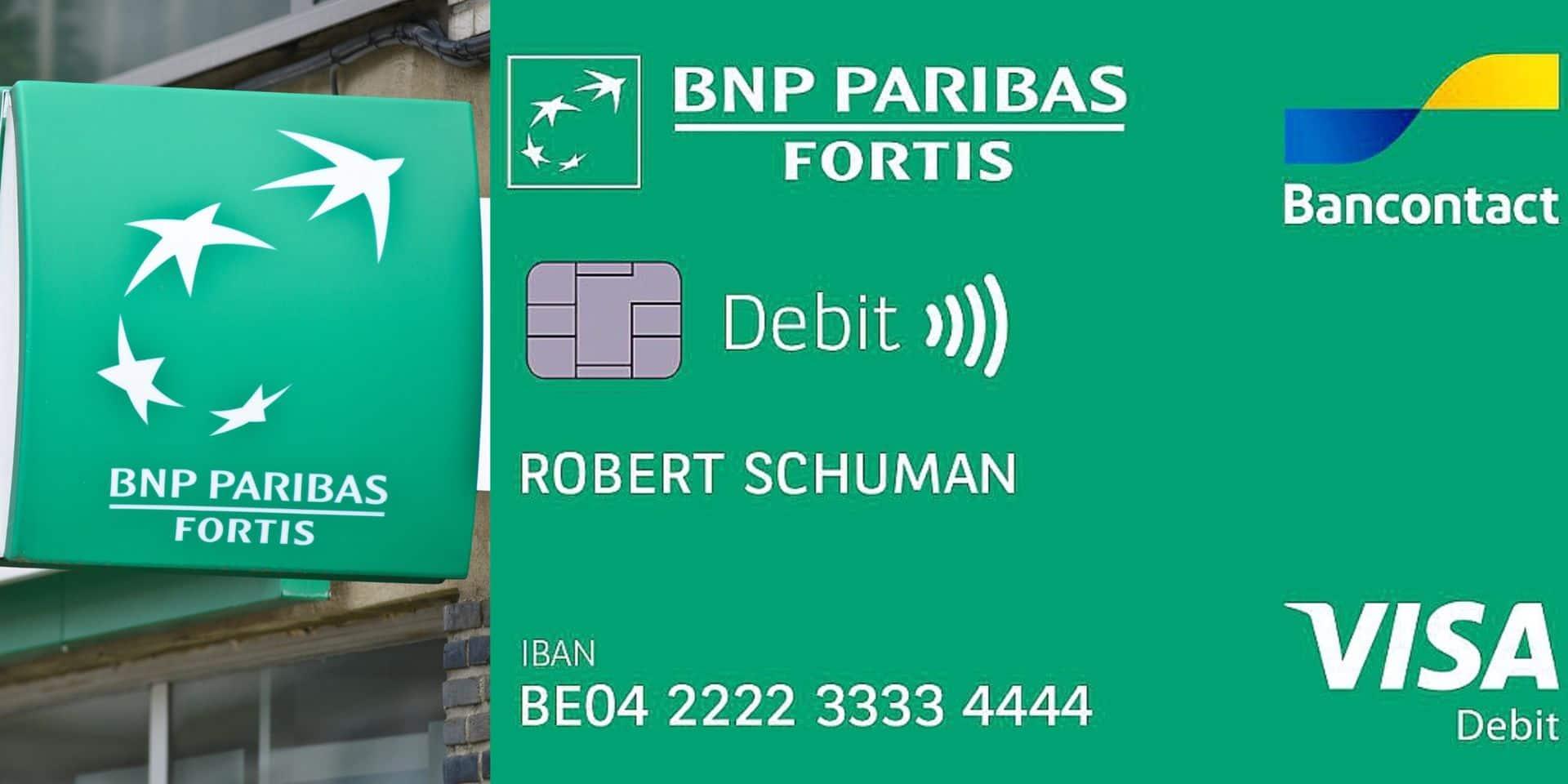 """BNP Paribas Fortis lance la """"Visa Debit"""", la carte de débit """"la plus acceptée au monde"""""""