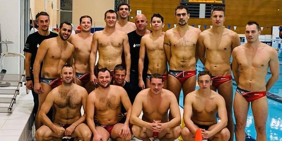 Water-polo : les Dauphins mouscronnois s'imposent à La Louvière (10-12)