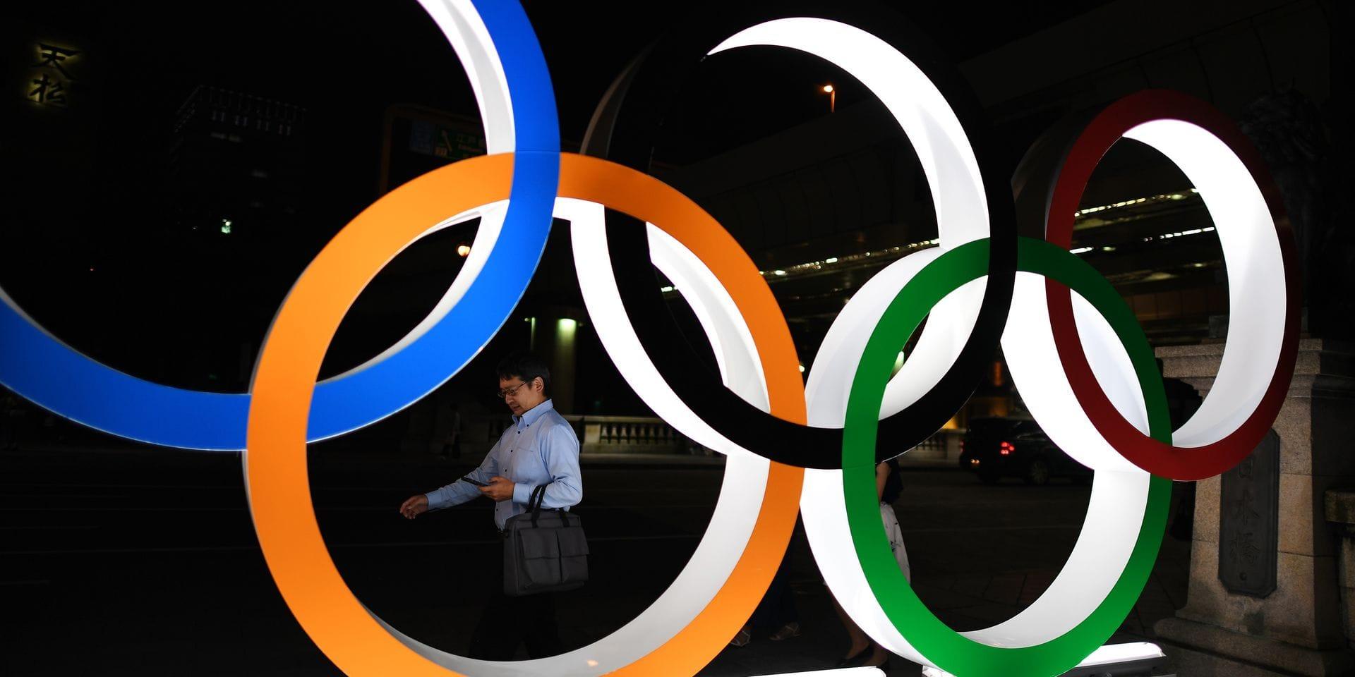 Les médailles pour les Jeux Olympiques de Tokyo enfin dévoilées