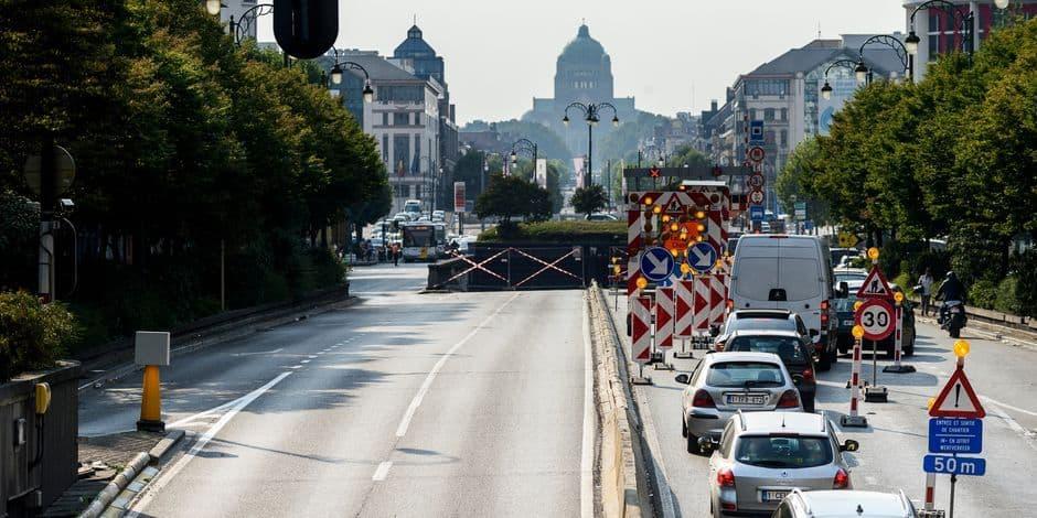 140 millions d'euros pour améliorer la mobilité à Bruxelles : découvrez les quatre projets qui devraient voir le jour d'ici 2026