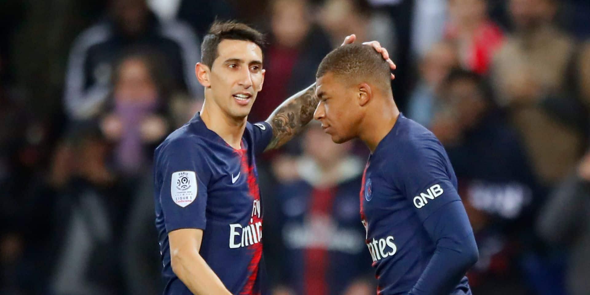 L1: Sans Meunier, blessé, Paris écrase Montpellier et met Lille à 15 points