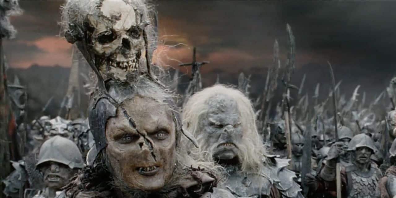 La vengeance de Peter Jackson: un Orque du Seigneur des anneaux à l'effigie d'Harvey Weinstein!