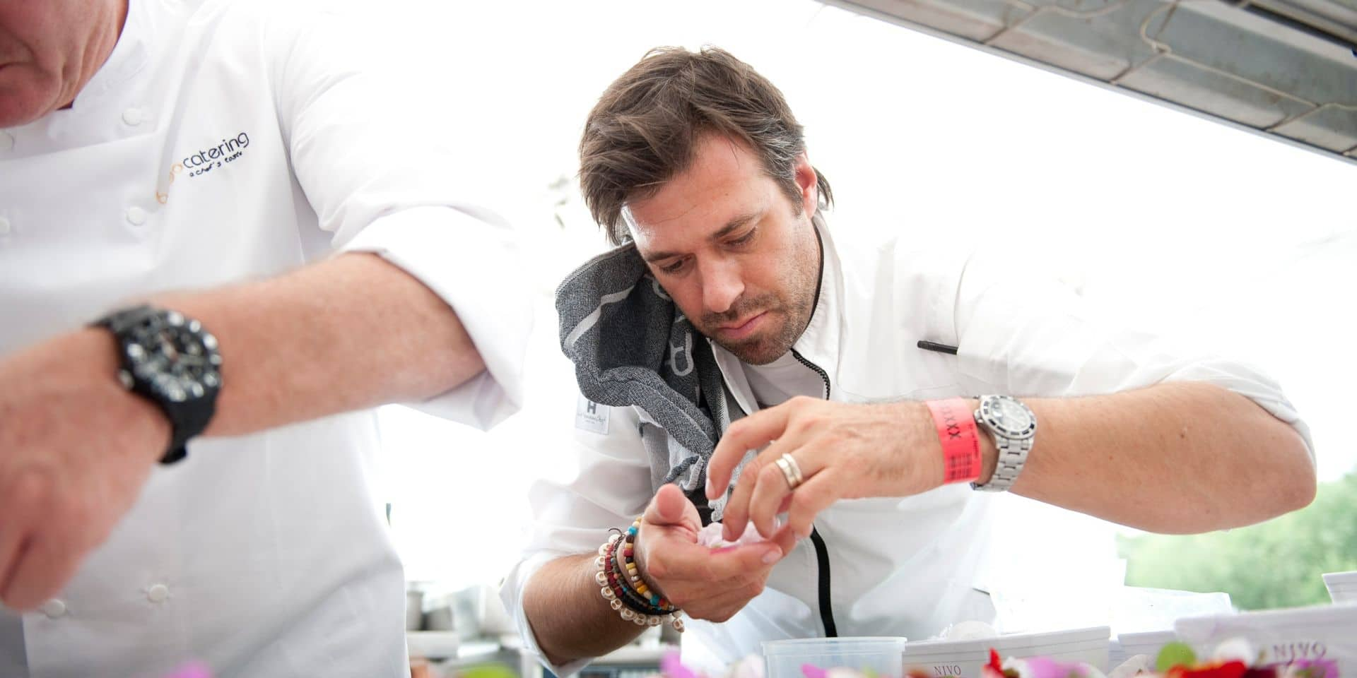 Sergio Herman quitte le restaurant The Jane à Anvers