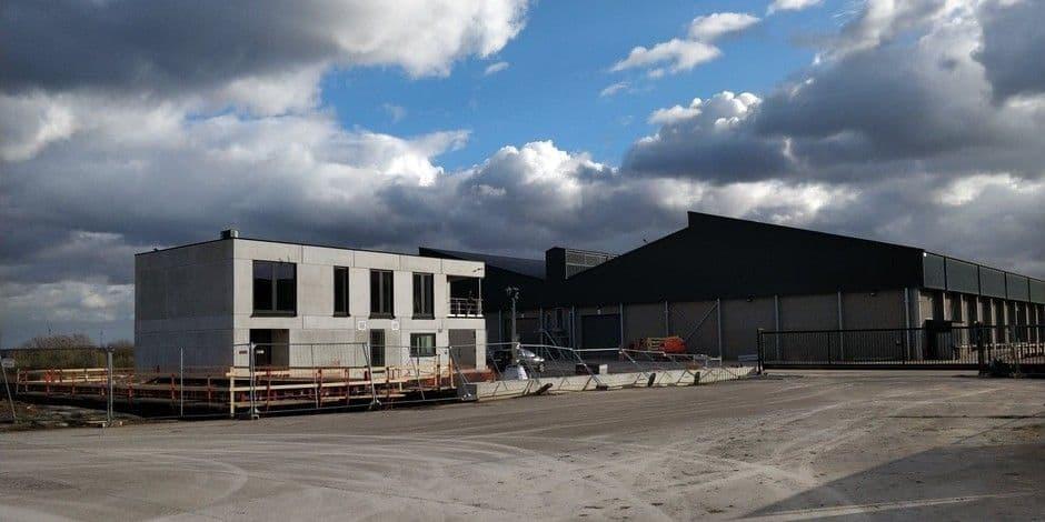 Clarebout fait le forcing pour dégeler le chantier du frigo à Frameries